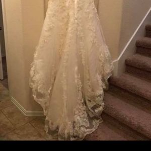 Jasmine Haute Couture Wedding Gown Dress